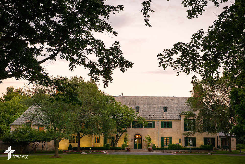 A photograph of the Earhart building at Concordia University Ann Arbor on Wednesday, July 2, 2014, in Ann Arbor, Mich. LCMS Communications/Erik M. Lunsford