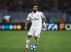 November 27, 2018 - Rome, Italy - AS Roma v FC Real Madrid : UEFA Champions League Group G.Marcelo of Real Madrid at Olimpico Stadium in Rome, Italy on November 27, 2018. (Credit Image: © Matteo Ciambelli/NurPhoto via ZUMA Press)