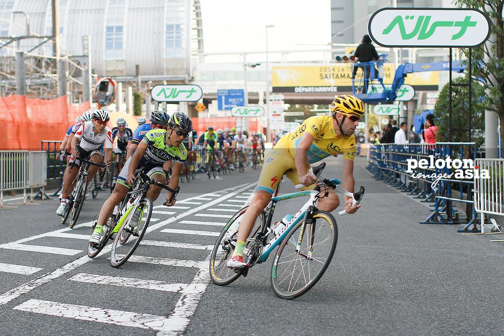 Cycling: 2nd Tour de France Saitama Criterium 2014