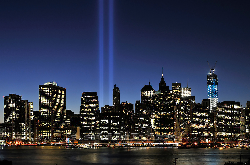 Memory of World Trade Center (2010) - We Shall Never Forget!