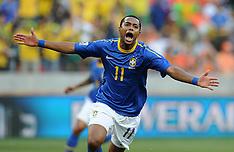 Brazil v Holland