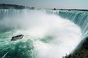 Maid of the Mist  Niagara Falls  Ontario, Canada