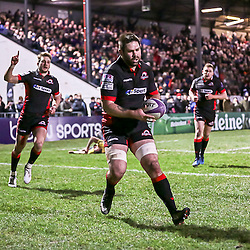 Edinburgh Rugby v Timisoara Sacacens | European Challenge Cup | 20 January 2017