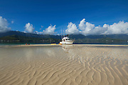 Sandbar, Kaneohe Bay, Kaneohe, Oahu, Hawaii, MR