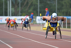 05/08/2017; Agnew, Jack, T54, GBR at 2017 World Para Athletics Junior Championships, Nottwil, Switzerland