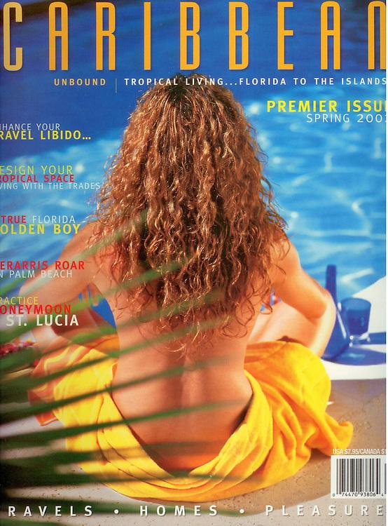 Magazine Cover - Caribbean