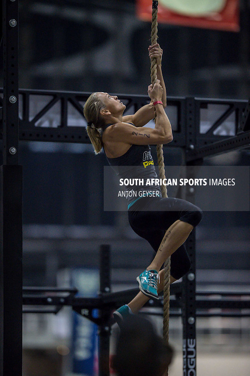 COCA-COLA DOME, JOHANNESBURG, SOUTH AFRICA - MAY 31: During the AFRICA REEBOK CROSSFIT GAMES 2014. (Photo by Anton Geyser)