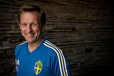 Swedish Team Training and Portraits - 29 May 2018