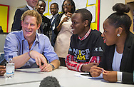 14.09.2014; London,UK: PRINCE HARRY<br /> meets volunteers at the Invictus Games at the Queen Elizabeth Olympic Park, London<br /> 400+ wounded, injured and sick Servicemen and women from 13 Countries competed in four days of sport from 11-14 September 2014.<br /> Mandatory Credit Photo: &copy;Invictus Games/NEWSPIX INTERNATIONAL<br /> <br /> **ALL FEES PAYABLE TO: &quot;NEWSPIX INTERNATIONAL&quot;**<br /> <br /> IMMEDIATE CONFIRMATION OF USAGE REQUIRED:<br /> Newspix International, 31 Chinnery Hill, Bishop's Stortford, ENGLAND CM23 3PS<br /> Tel:+441279 324672  ; Fax: +441279656877<br /> Mobile:  07775681153<br /> e-mail: info@newspixinternational.co.uk