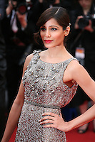 Freida Pinto at the gala screening of Jeune & Jolie at the 2013 Cannes Film Festival 16th May 2013