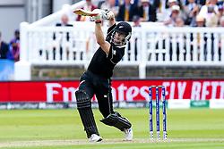 James Neesham of New Zealand - Mandatory by-line: Robbie Stephenson/JMP - 14/07/2019 - CRICKET - Lords - London, England - England v New Zealand - ICC Cricket World Cup 2019 - Final