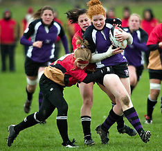 CIS WOMEN'S RUGBY Laval Western