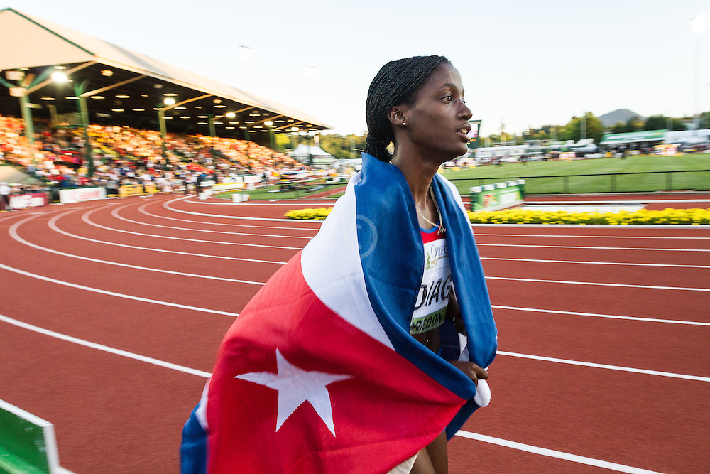 womens 800 meters, Sahily Diago, Cuba