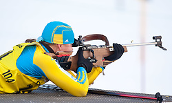 12.12.2010, Biathlonzentrum, Obertilliach, AUT, Biathlon Austriacup, Verfolgung Lady, im Bild Irina Varvynets (UKR, #104). EXPA Pictures © 2010, PhotoCredit: EXPA/ J. Groder