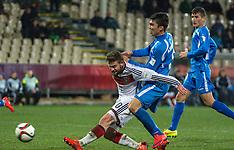 Christchurch-Football, Under 20 World Cup, Uzbekistan v Germany
