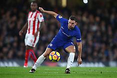 Chelsea v Stoke City - 30 Dec 2017
