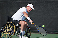 Sunday matches for the 30th Annual Texas Open Wheelchair Championship