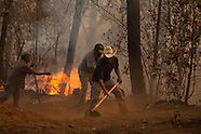 Wildfire in Cherán