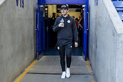February 23, 2019 - Leicester, England, United Kingdom - Ben Chilwell of Leicester City arrives ahead of the Premier League match between Leicester City and Crystal Palace at the King Power Stadium, Leicester on Saturday 23rd February 2019. (Credit Image: © Mi News/NurPhoto via ZUMA Press)