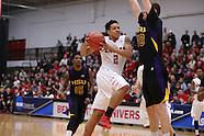 NCAA MBKB: Benedictine University (Illinois) vs. Hardin-Simmons University (03-05-16)