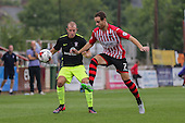 Exeter City v York City 220815