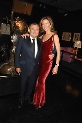 SOL & HEATHER KERZNER at Andy & Patti Wong's Chinese new Year party held at County Hall and Dali Universe, London on 26th January 2008.<br />