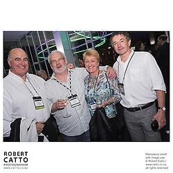 David Gascoigne;Dave Gibson;Stephanie Hopkins at the Spada Conference 06 at the Hyatt Regency Hotel, Auckland, New Zealand.<br />