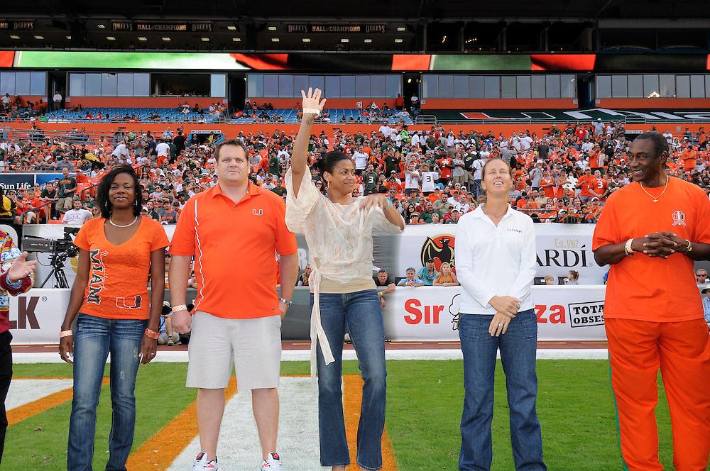 2011 Miami Hurricanes Football vs Duke