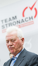 "06.02.2015, Parlamentsklub TS, Wien, AUT, Team Stronach, Pressekonferenz mit dem Thema: ""Neustart Team Stronach"". im Bild Parteigruender und Obmann Frank Stronach // Party Founder Frank Stronach during press conference of Team Stronach at parliamentary club TS in Vienna, Austria on 2015/02/06. EXPA Pictures © 2015, PhotoCredit: EXPA/ Michael Gruber"