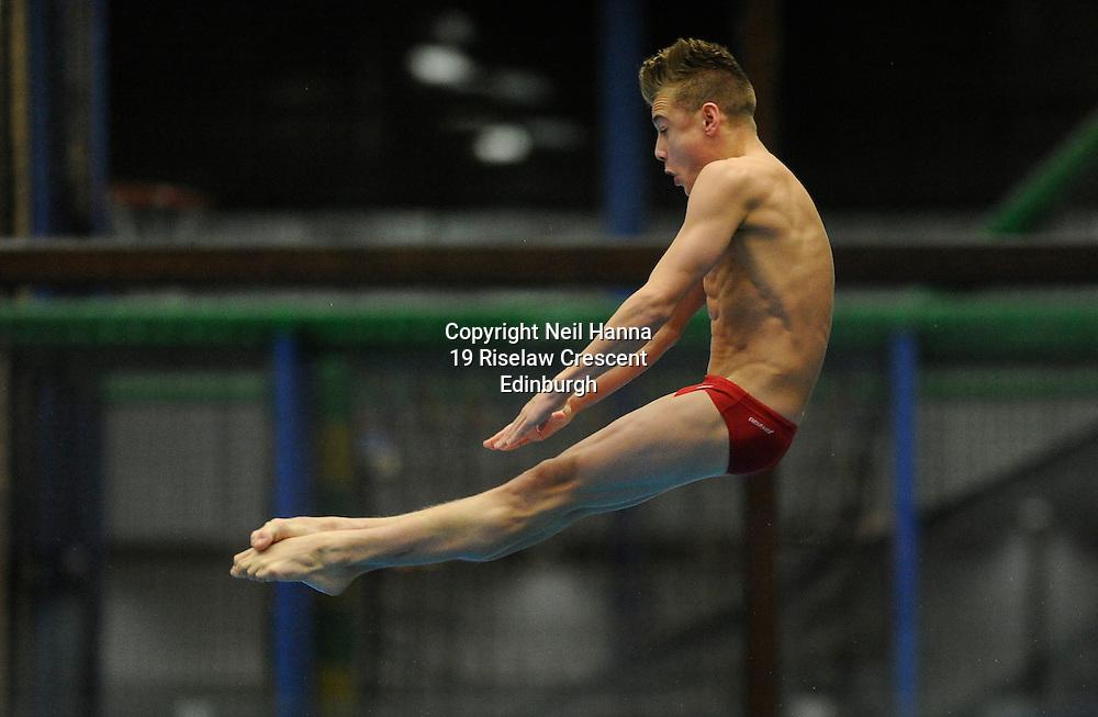 Scottish National Diving Championships &amp; Thistle Trophy 2015<br /> <br /> Event 18 Men's Boys Platform Final<br /> <br /> Royal Commonwealth Pool, Edinburgh<br /> <br /> <br />  Neil Hanna Photography<br /> www.neilhannaphotography.co.uk<br /> 07702 246823