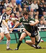 Reading, Berks, ENGLAND, 15.04.2006, Declan Danaher, Guinness Premiership, London Irish vs Leed Tykes, Madejski Stadium,  © Peter Spurrier/Intersport-images.com.