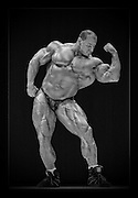 Various professional Body Builders at UK Shows..Art Atwood.....