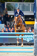 Pieter Devos - Just Me D<br /> FEI World Breeding Jumping Championships for Young Horses 2016<br /> © DigiShots