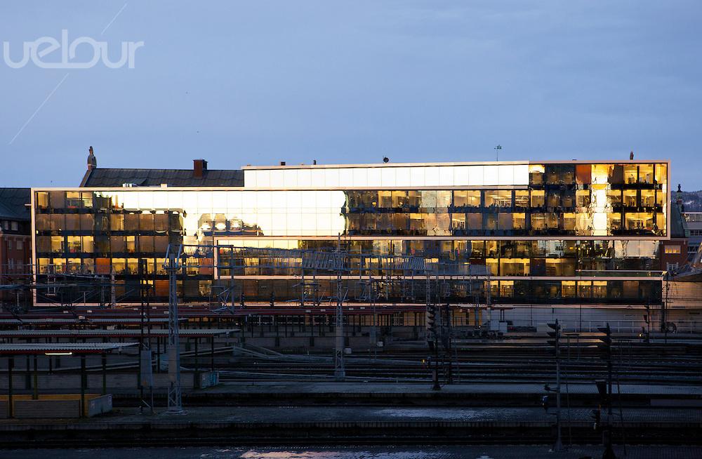Oslo Z i Schweigaardsgate 15 av Lund Slaatto arkitekter.
