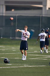 The 2007 Virginia Cavaliers football team opened fall practice on August 6, 2007 at the University of Virginia football practice fields near the McCue Center in Charlottesville, VA.