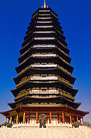 Tianning Pagoda, TIanning Temple, Changzhou, China