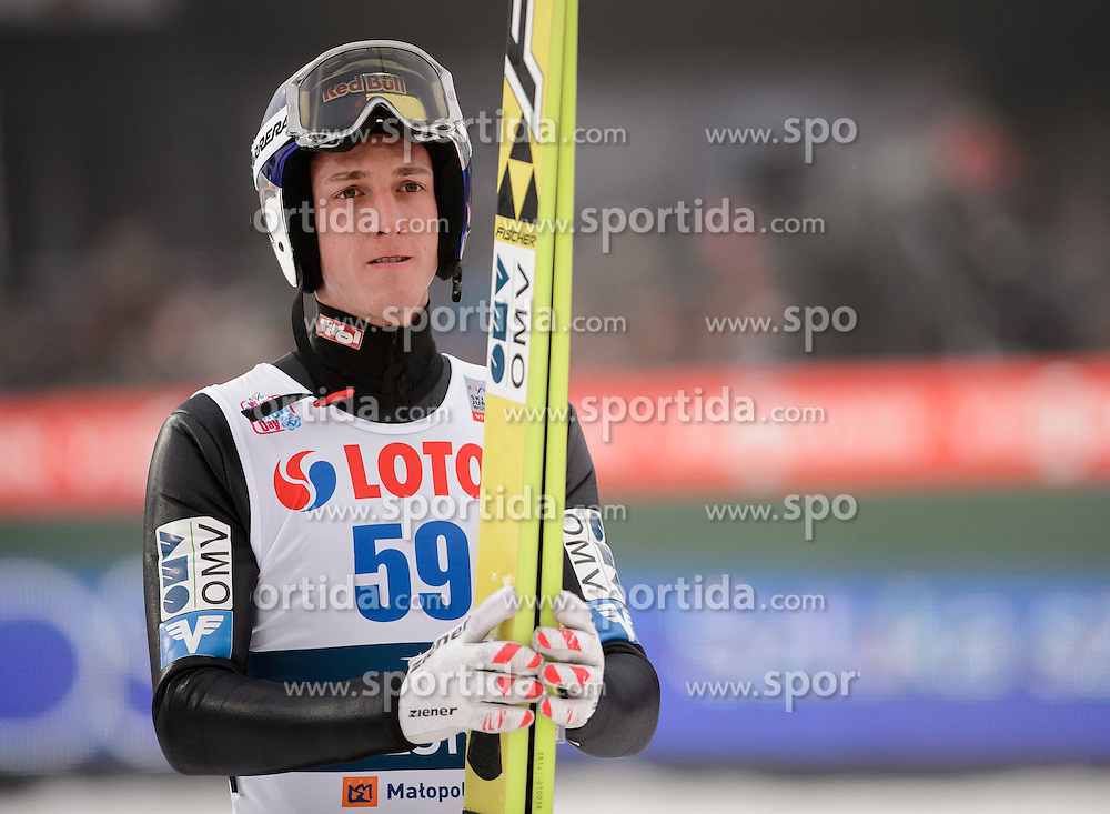 18.01.2015, Wielka Krokiew, Zakopane, POL, FIS Weltcup Ski Sprung, Zakopane, im Bild GREGOR SCHLIERENZAUER // during men's Large Hill competition of FIS Ski Jumping world cup at the Wielka Krokiew in Zakopane Wielka Krokiew in Zakopane, Poland on 2015/01/18. EXPA Pictures &copy; 2015, PhotoCredit: EXPA/ Newspix/ RAFAL OLEKSIEWICZ<br /> <br /> *****ATTENTION - for AUT, SLO, CRO, SRB, BIH, MAZ, TUR, SUI, SWE only*****