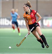 EINDHOVEN - Oranje Rood - Nijmegen.<br /> Hoofdklasse dames<br /> Foto: Donja Zwinkels.<br /> WORLDSPORTPICS COPYRIGHT FRANK UIJLENBROEK