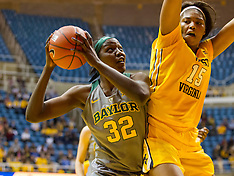 01/30/16 Women's BB West Virginia vs. Baylor