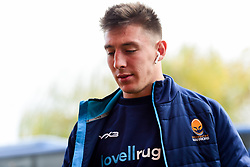 Josh Adams arrives at Kingsholm prior to kick off  - Mandatory by-line: Ryan Hiscott/JMP - 01/12/2018 - RUGBY - Kingsholm - Gloucester, England - Gloucester Rugby v Worcester Warriors - Gallagher Premiership Rugby