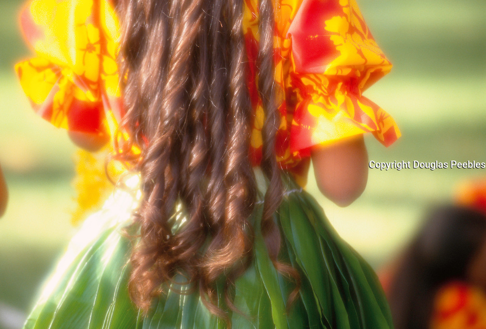 Hula Girl, Hawaii, USA<br />