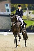 Morgan Barbancon Mestre - Sir Donnerhall II<br /> Jumping Indoor Maastricht 2014<br /> © DigiShots