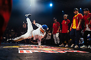 Red Bull BC One All Stars perform during Red Bull BC ONE Houston, TX May 19 2019