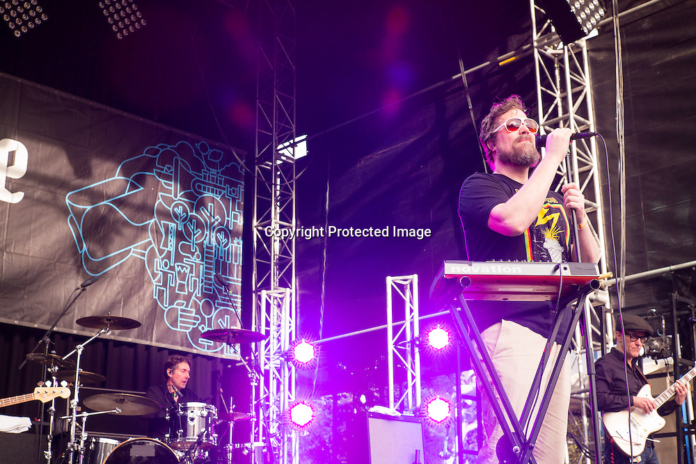 Womadelaide 2016 Music Festival held between 11 - 14 March 2016 in Adelaide, South Australia