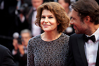 Actress Fanny Ardant at the La Belle Epoque gala screening at the 72nd Cannes Film Festival Monday 20th May 2019, Cannes, France. Photo credit: Doreen Kennedy