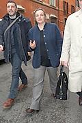 2013/03/06 Roma, Riunione della direzione del Partito Democratico. Nella foto Laura Puppato.<br /> Rome, Partito Democratico meeting of national leadership. In the picture Laura Puppato - &copy; PIERPAOLO SCAVUZZO
