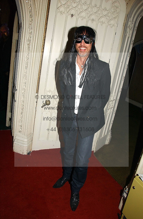 PATRICK COX at the 2006 Moet & Chandon Fashion Tribute in honour of photographer Nick Knight, held at Strawberry Hill House, Twickenham, Middlesex on 24th October 2006.<br />