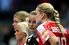 20161218  Danmark-Frankrig,  Bronzekamp EHF Handball Womens EURO 2016