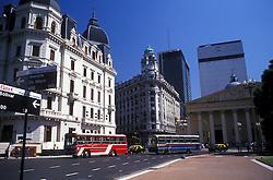 Regiao da Plaza de Mayo, Buenos Aires, Argentina/ Plaza de Mayo region, Buenos Aires, Argentina
