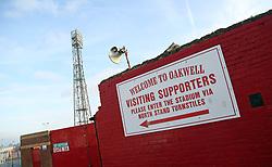 A general view of Oakwell Stadium, home of Barnsley - Mandatory by-line: Joe Dent/JMP - 26/12/2018 - FOOTBALL - Oakwell Stadium - Barnsley, England - Barnsley v Peterborough United - Sky Bet League One